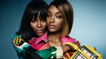 Naomi Campbell & Jourdan Dunn Star in Awesome New Burberry Campaign