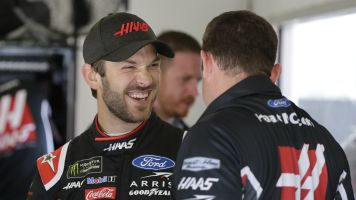 The Latest: Newman and Houf both fail inspection before race