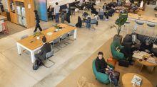 SoftBankEyes WeWork Rescue Valuation Below $8 Billion