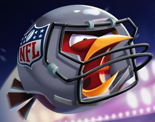 'Angry Birds' goes full NFL ahead of Super Bowl LII