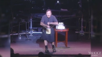 Rare Performance from Robin Williams