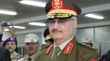 Strongman Haftar back in Libya after long absence: AFP