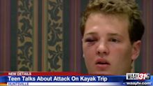 Teens allegedly attacked by group of adults on weekend kayaking trip