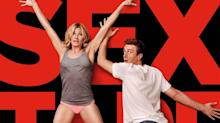 Get a First Peek at Cameron Diaz's 'Sex Tape'... Movie Poster