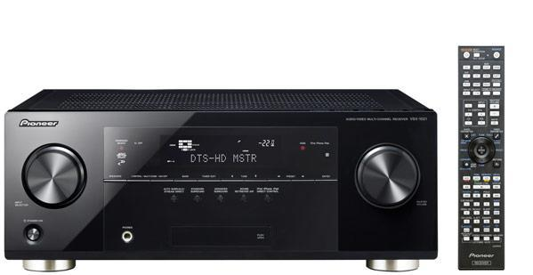 Apple finds another AirPlay partner in Pioneer's VSX-1021 AV receiver