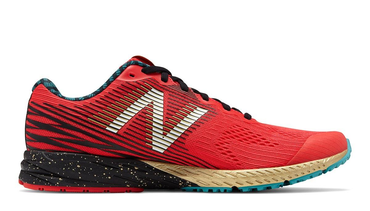 Exclusive: New Balance Launches the Official 2017 TCS New