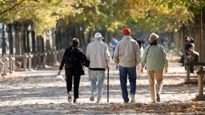Trois retraites sur quatre inférieures à 2.000 euros par mois en 2016