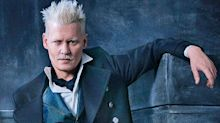 Backlash brewing over Johnny Depp's role in Fantastic Beasts sequel