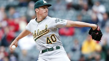 A's right-hander Chris Bassitt talks slow curveball, old-school style on 'Change Up'