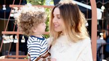 Whitney Port swears by this $7 sunscreen stick when applying SPF on a 'fussy toddler'