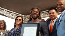 Kendrick Lamar Receives the Key to the City of Compton