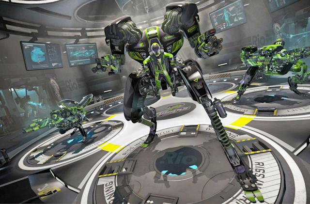 PSVR mech battler 'Rigs' won't get any new content