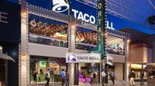 Taco Bell® Bets Big On Urban Market Success With Flagship's Grand Expansion, Eyes Second Las Vegas Cantina Location