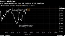 May's Denial Can't End Dreams of Brexit Delay in U.K. Markets