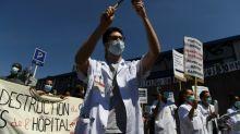 """""""Ségur de la santé"""": nouvelle série de manifestations devant les hôpitaux"""