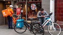 Just Eat aims to take big bite out of Deliveroo's market share