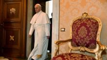 Pope Francis to offer birthday counsel to troubled EU