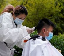 'This is bliss': Chinese barber has clients queuing up as Wuhan eases lockdown