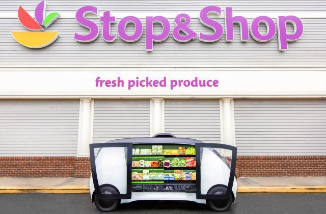 Stop & Shop is bringing autonomous food stands to Boston
