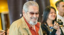 Eddie Garcia under critical observation after filming mishap