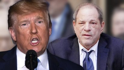 Trump: 'I was never a fan of Harvey Weinstein'