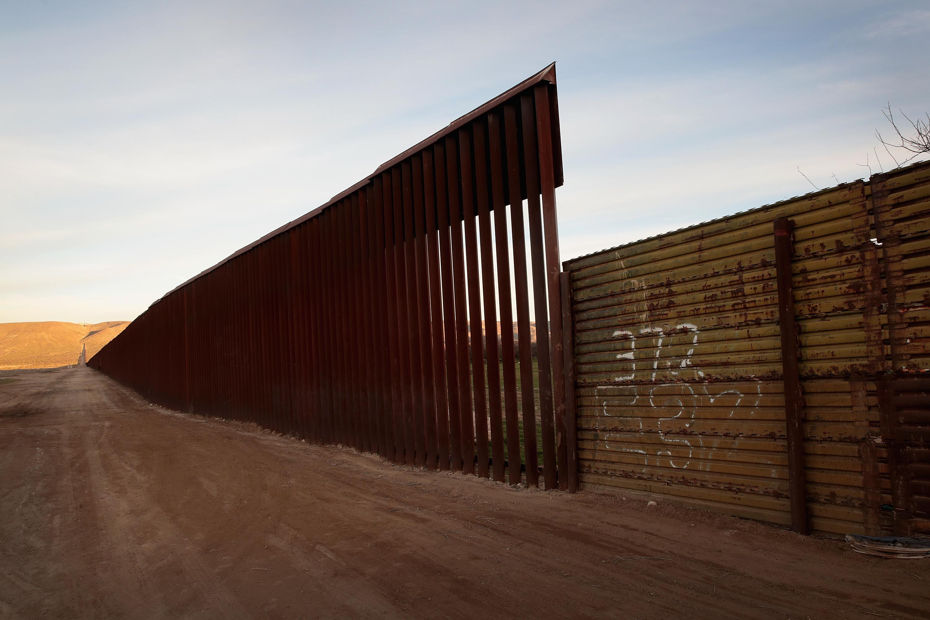 Republican border security negotiator expects announcement by Monday