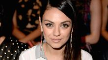 Mila Kunis's rippled bob is the only hairstyle we want this fall