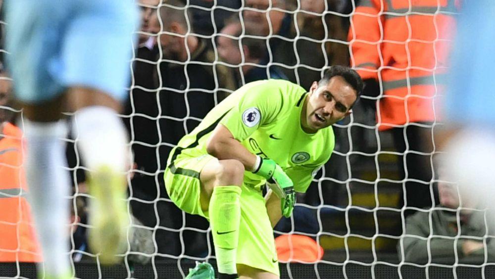 Il Manchester City perde Bravo: stagione finita per il portiere