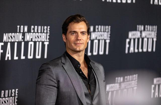 Netflix's 'The Witcher' series casts Henry Cavill as Geralt