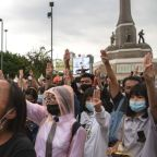 Thailand protests: State of emergency lifted after days of rallies