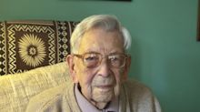 Ältester Mann der Welt in Großbritannien gestorben