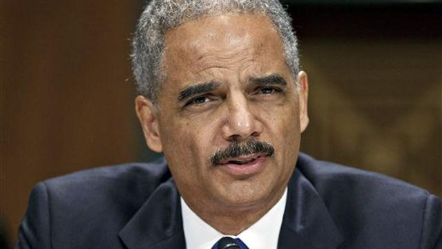 GOP starts work on resolution to Eric Holder in contempt