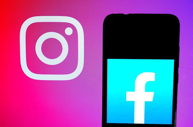 Some Facebook users are about to start seeing Instagram Stories