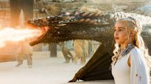 Emilia Clarke Has Sad Answer For What Happens To Drogon In 'Game Of Thrones'