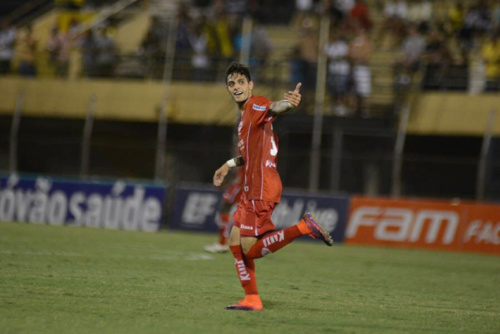 Emprestado ao Audax pelo Palmeiras, Gabriel Leite quer 'mostrar serviço'