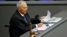 Schäuble räumt Versäumnisse bei der deutschen Vereinigung ein