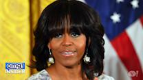 Why Michelle Obama Ditched Her Bangs