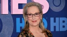 Meryl Streep says she doesn't agree with the term 'toxic masculinity'