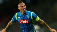 Ciao captain - Napoli bid farewell to club legend Hamsik