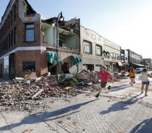 Tornadoes rip through Iowa
