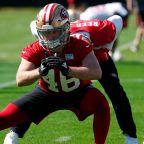 49ers safety Jake Thieneman teams with non-profit to make ventilators