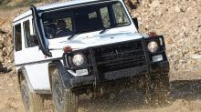 You Can Still Buy a Brand-New Old-Style G-Wagen, Sort Of