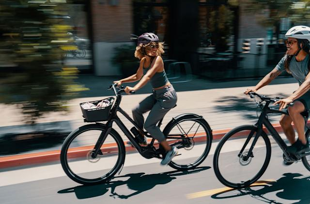 Specialized's latest e-bike is a lighter, easier-to-ride city cruiser