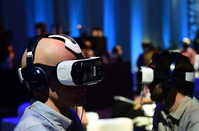 How Netflix works in virtual reality, and why it's not HD