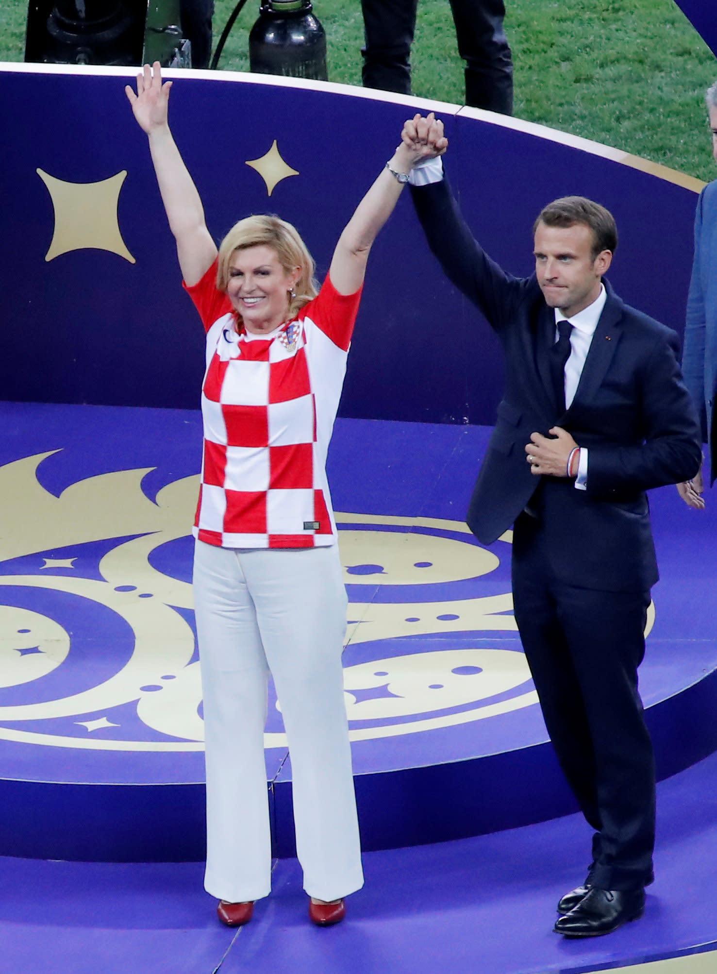 Actrices Que Mas Han Durado En El Porno a la presidenta croata le persiguen las fotos suyas falsas
