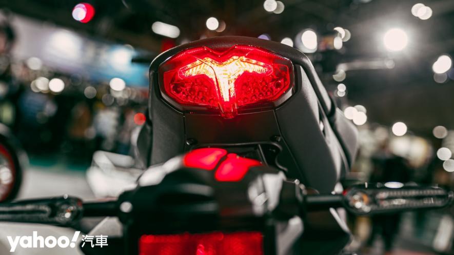 嶄新的黑暗家族第三世代!Yamaha全新2021 MT-09、MT-07正式發表! - 3