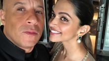 Vin Diesel's throwback pic with Deepika Padukone is all about love