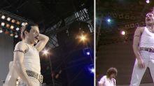 """Bohemian Rhapsody"": Rami Malek und Freddie Mercury im Direktvergleich"