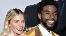 Sienna Miller reveals Chadwick Boseman used his own salary to boost hers on 21 Bridges