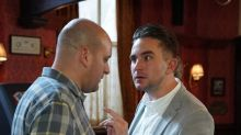 EastEnders' Stuart takes action to keep Ben and Callum apart
